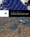 The Effects of Marine Debris Caused by the Great Japan Tsunami of 2011