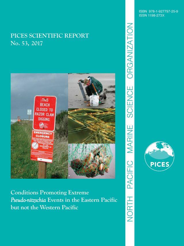 Scientific Reports - PICES - North Pacific Marine Science